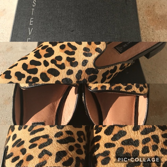 ca64883f6b7 Steven by Steve Madden Valent Leopard Size 8